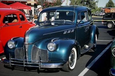 '40 Pontiac