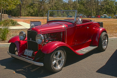 '30 Ford Roadster