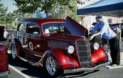 '35 Ford Tutor