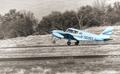 1969 Piper PA-28R-180