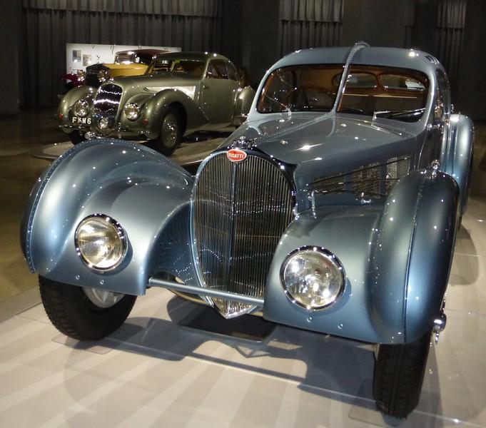 Petersen Auto Museum '16