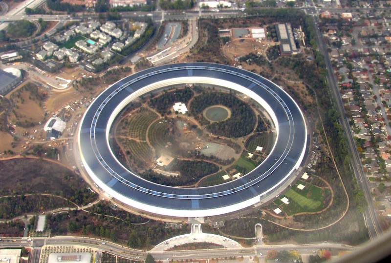 Apple HQ  11/17
