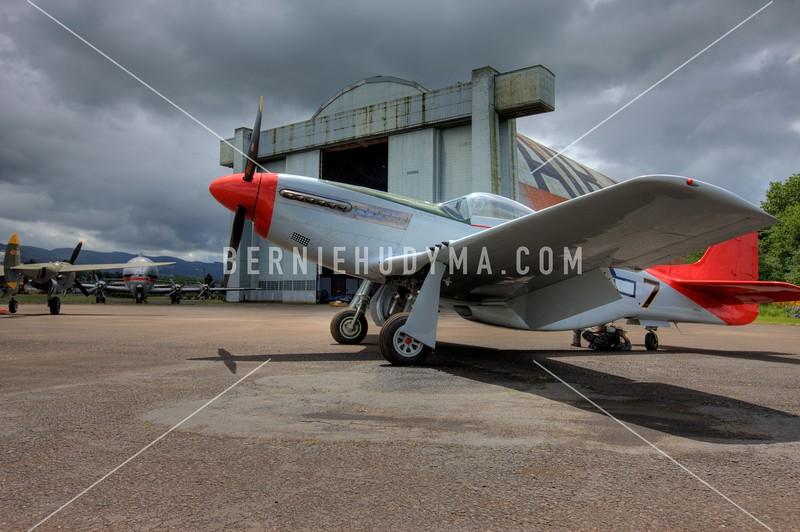 P-51 Mustang<br /> Tillamook Air Muesum<br />  A092810_09_