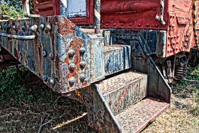 Caboose Corruption Vivian, Louisiana