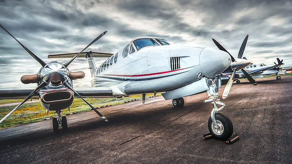 Take the King Air