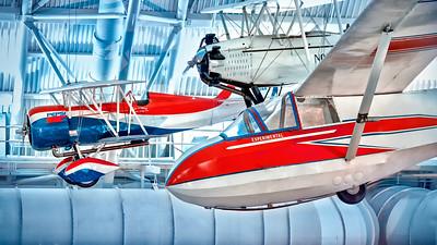 Aircraft Trio