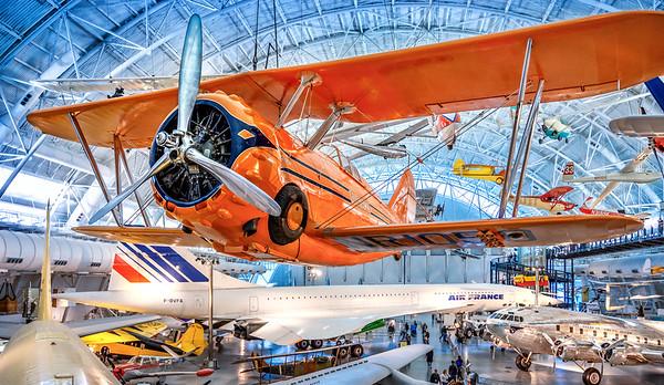 Gulfhawk Biplane