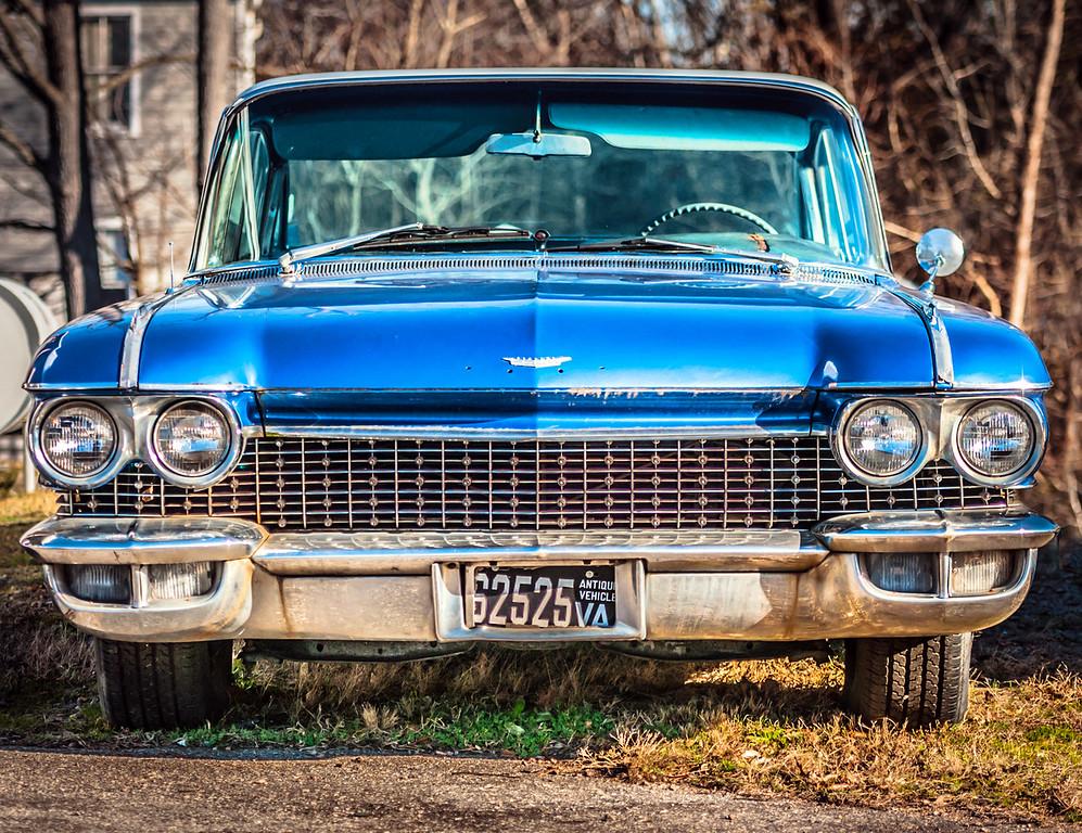 1960 Cadillac Sedan Deville