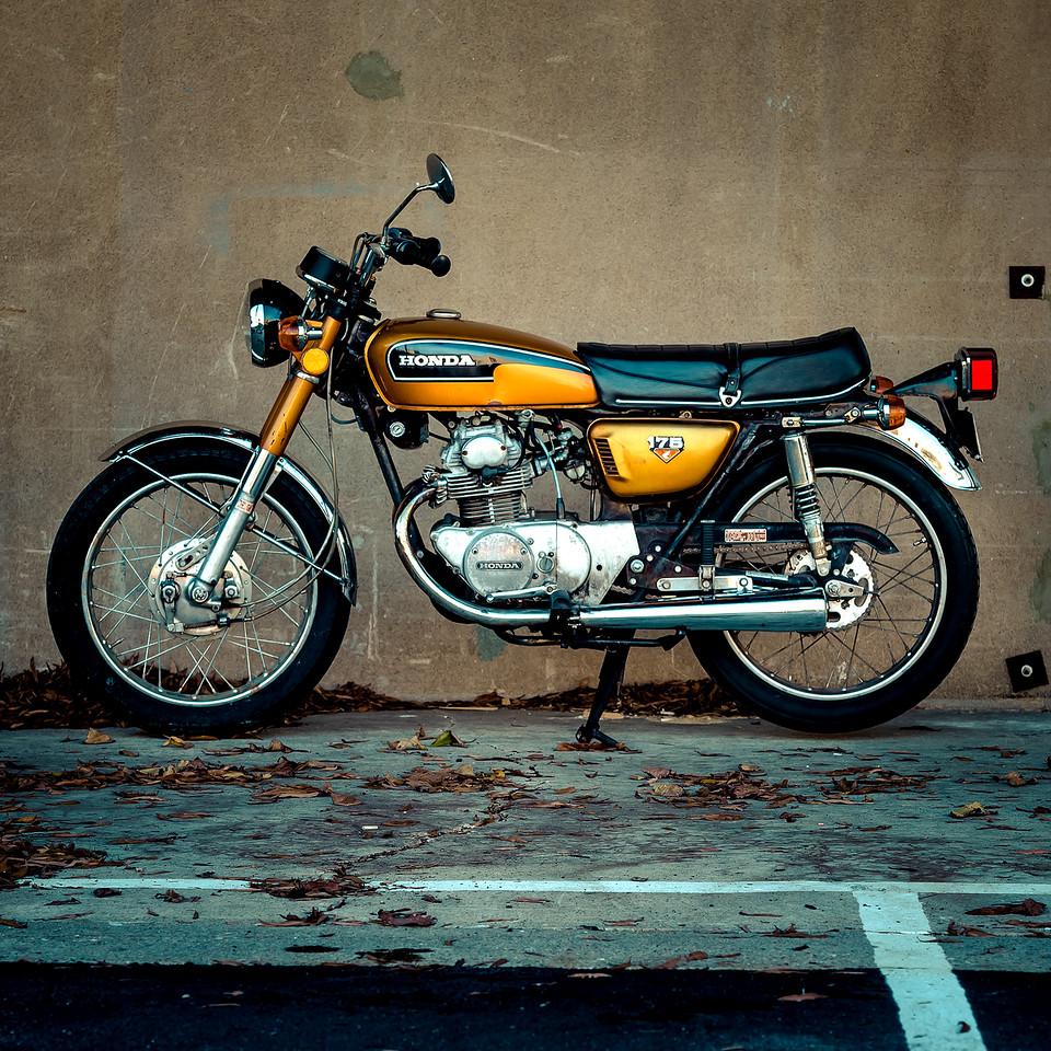 Honda 175