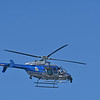 Georgia State Patrol Helicoper on Manouvers over Jekyll Island 05-03-18