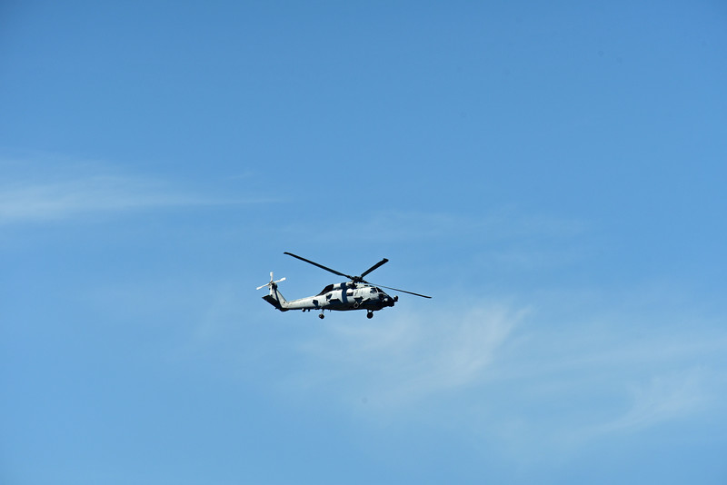 Chopper over Jekyll Island 03-12-19
