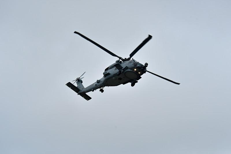 Chopper over Jekyll Island 03-28-19