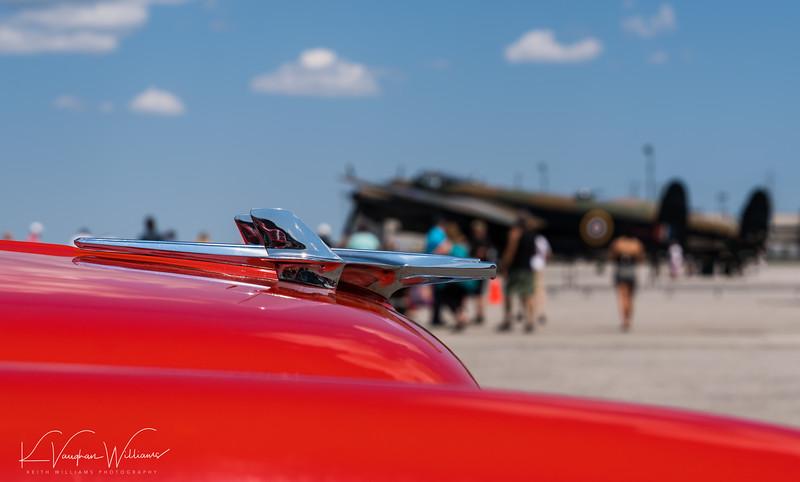 Canadian Warplane Heritage Museum Vintage Car Day July 30 2017