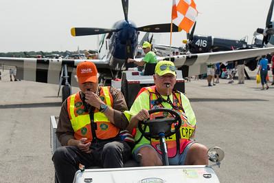 Sun N Fun 2013 L-39 Line Crew 230
