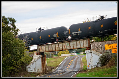 November 9, 2013 Train Aubrey, Texas