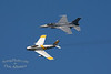 F-16 & F-86F Sabre, Fleet Week 2008,