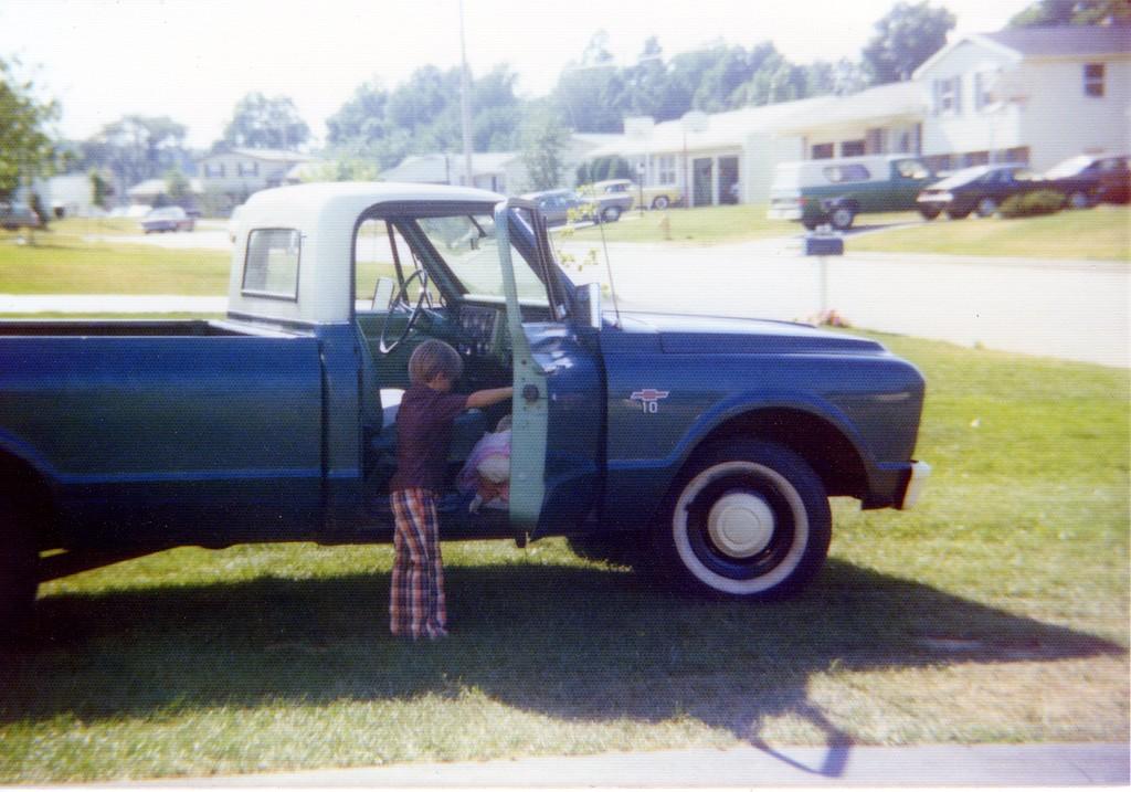 1967 Chevrolet C/10 Pickup (1973-1975)