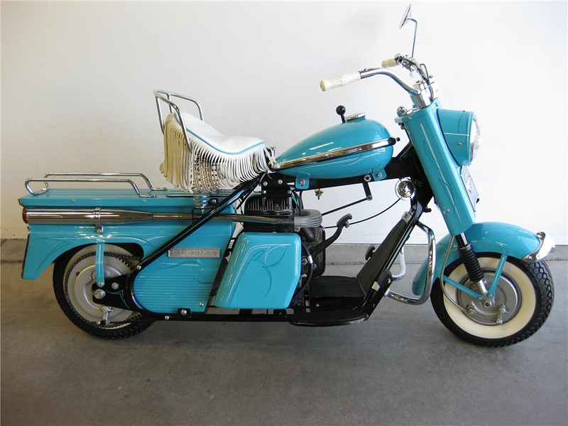 1959 Cushman Super Eagle (1959-1963)