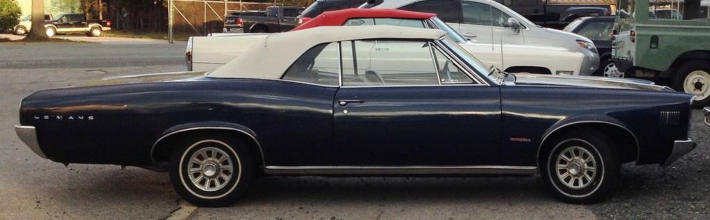 1965 Pontiac LeMans Convertible (1972-1974)
