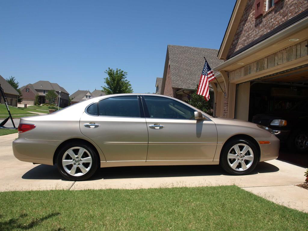 2005 Lexus ES350 (2006 thru 2009)