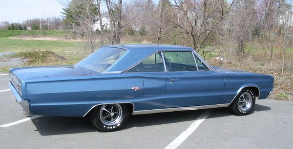 1967 Dodge Coronet R/T (1967 thru 1971)