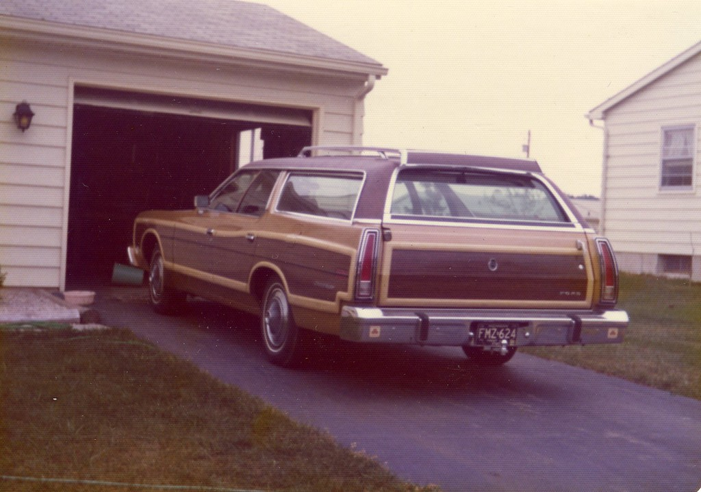 1973 Ford Country Squire (1973 thru 1980)