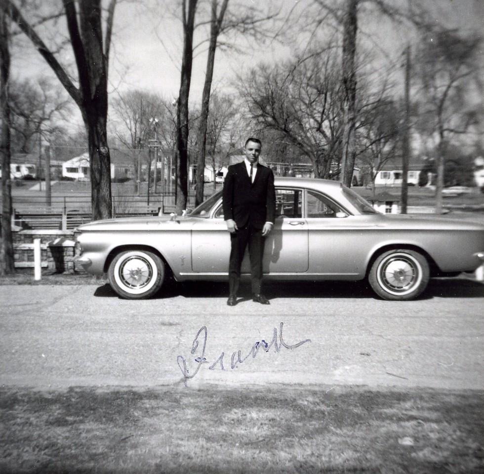 1961 Chevrolet Corvair Monza (1963 thru 1965)