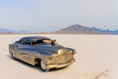 Jeff Brock Bonneville Buick, the Car!