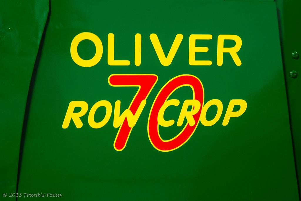 Friday, April 1, 2016 -- Oliver 70