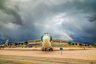 Rainbow jets!