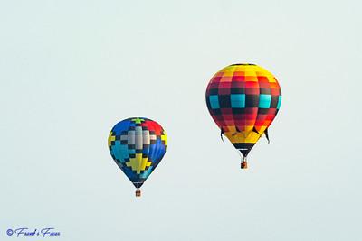 Oklahoma Festival of Ballooning