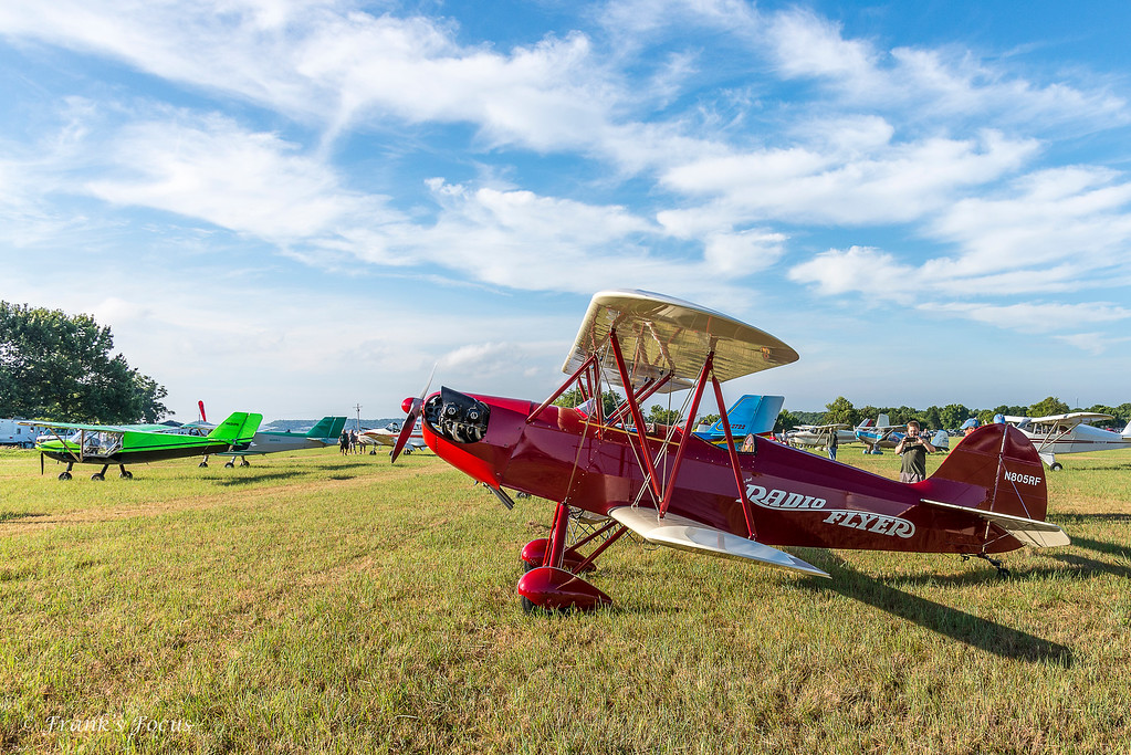 Replica HATZ CB-1; Owner built in 2014 with Lycoming Engine
