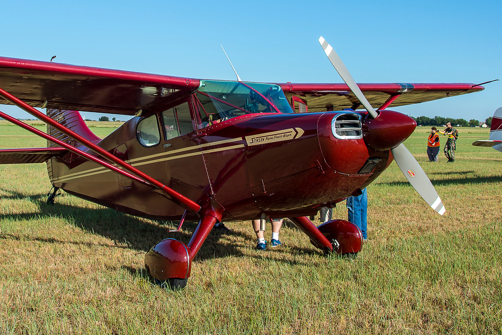 1947 Stinson 108-3 Flying Station Wagon