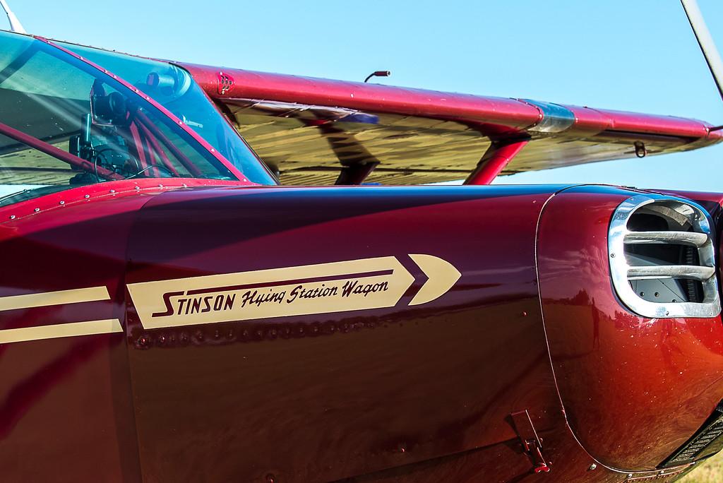1947 Stinson 108-3 Flying Station Wagon