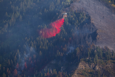 Bald Mountain Fire