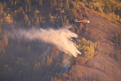 Bald Mountain Fire