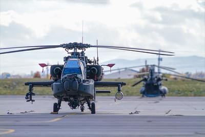 Apache and Chinook