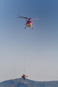 Agusta A109 IHC life flight