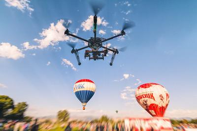 Quadrocopter: CineStar-6