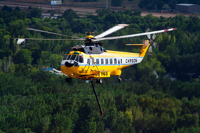 Carson Helicopter S-61N Fire King