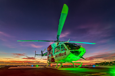 AirMed Lightpainting