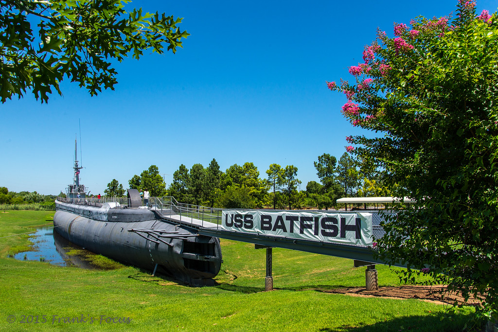 Sunday, August 9, 2015 -- USS Batfish (SS-310)