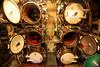 Torpedo Tubes of a Soviet Sub