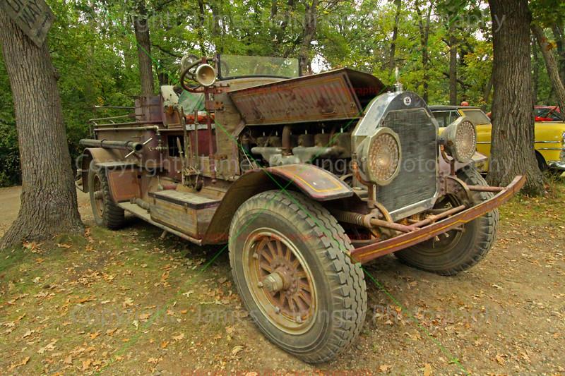 1917 Seagrave Fire Truck