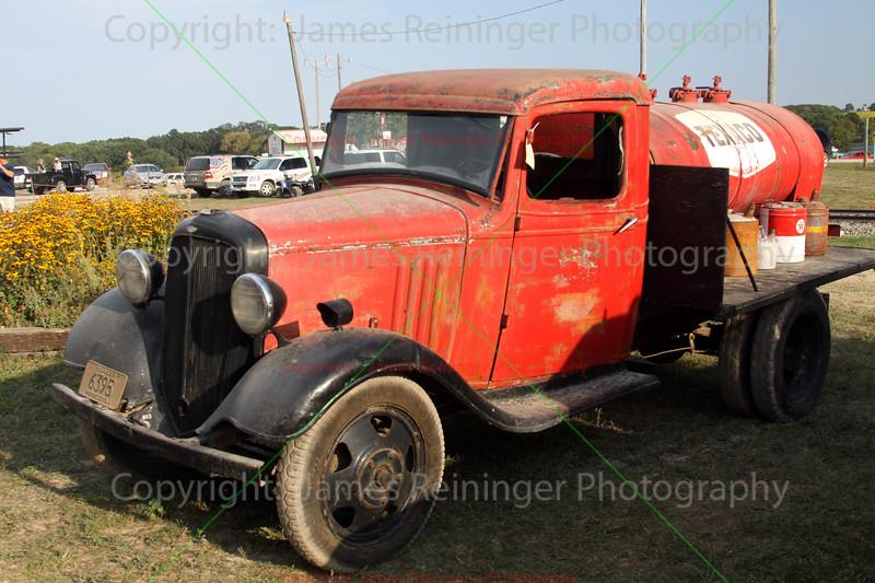 1935 Chevrolet Gas Truck