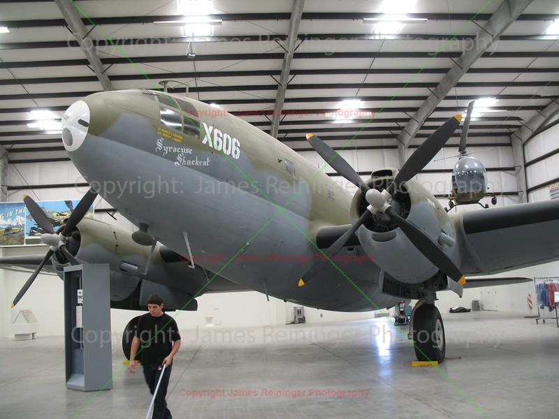 C-46D Commando