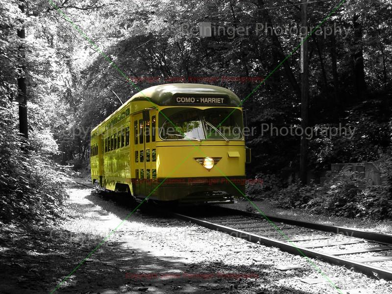 1940s Trolley