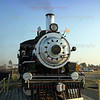 Alco Steam Locomotive