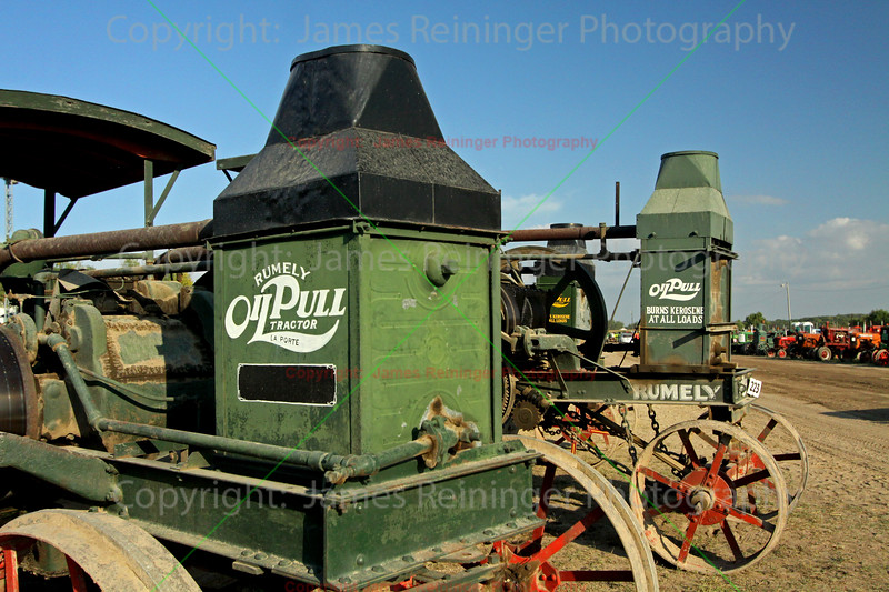 Rumely Oil Pull Tractors