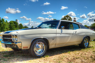 Car Show Queanbeyan Australia - Chevelle